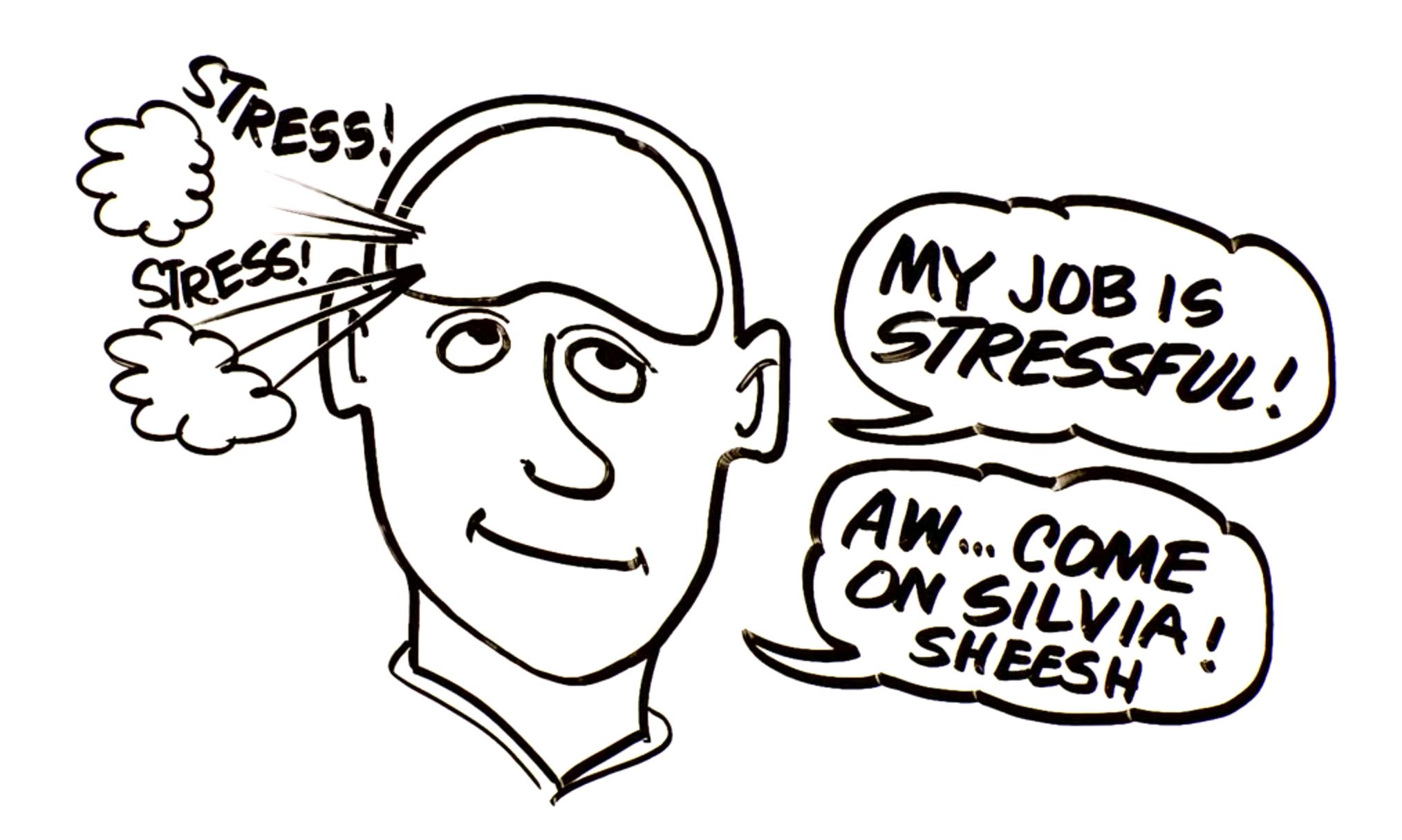 90:10 Stress