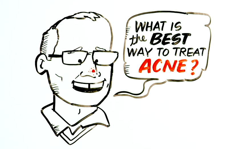 Acne 101: A Whiteboard